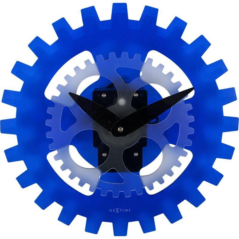 Zegar 3241 BL 'Moving Gears'