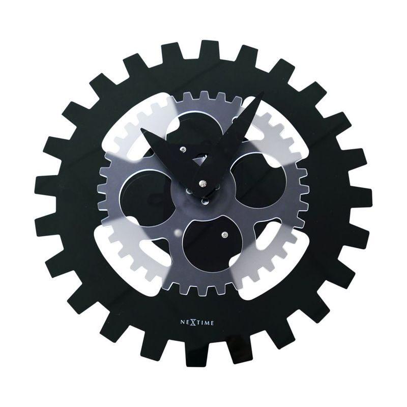 Zegar 3241 ZW 'Moving Gears'