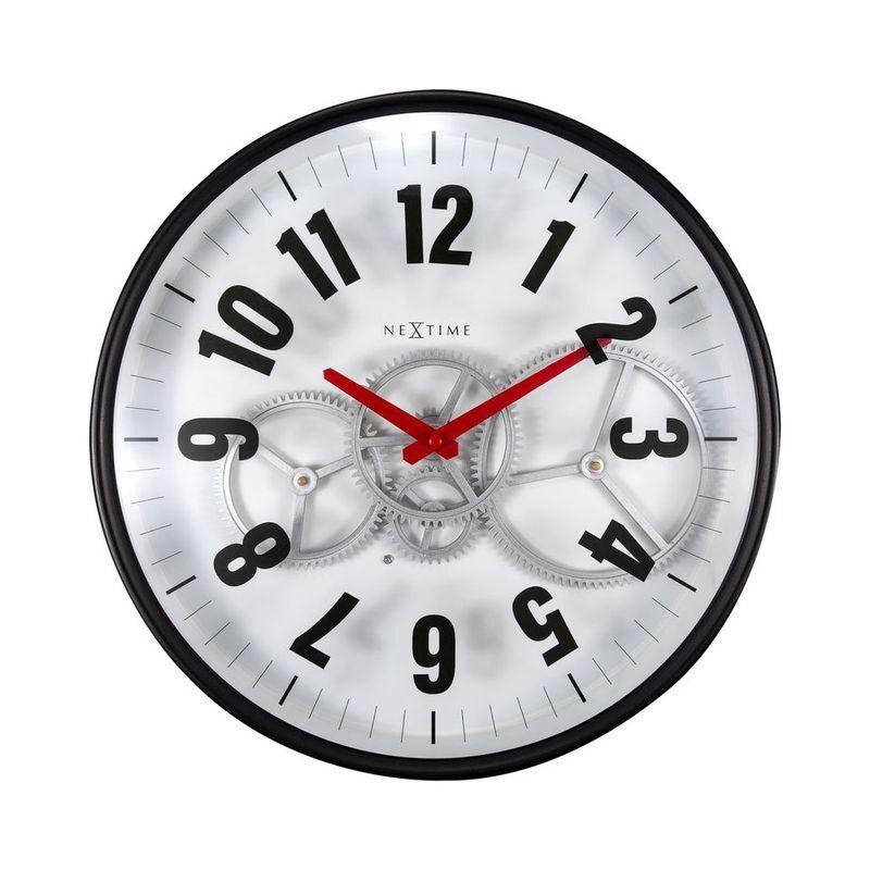 "Zegar 3259 WI ""Modern Gear Clock"""