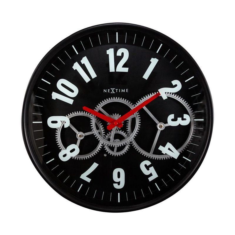 """Zegar 3259 ZW """"Modern Gear Clock"""""""