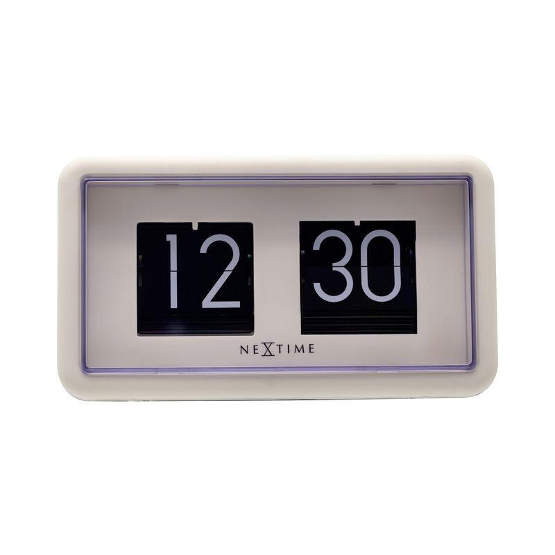 "Zegar 5228 WI ""Flip Clock"""