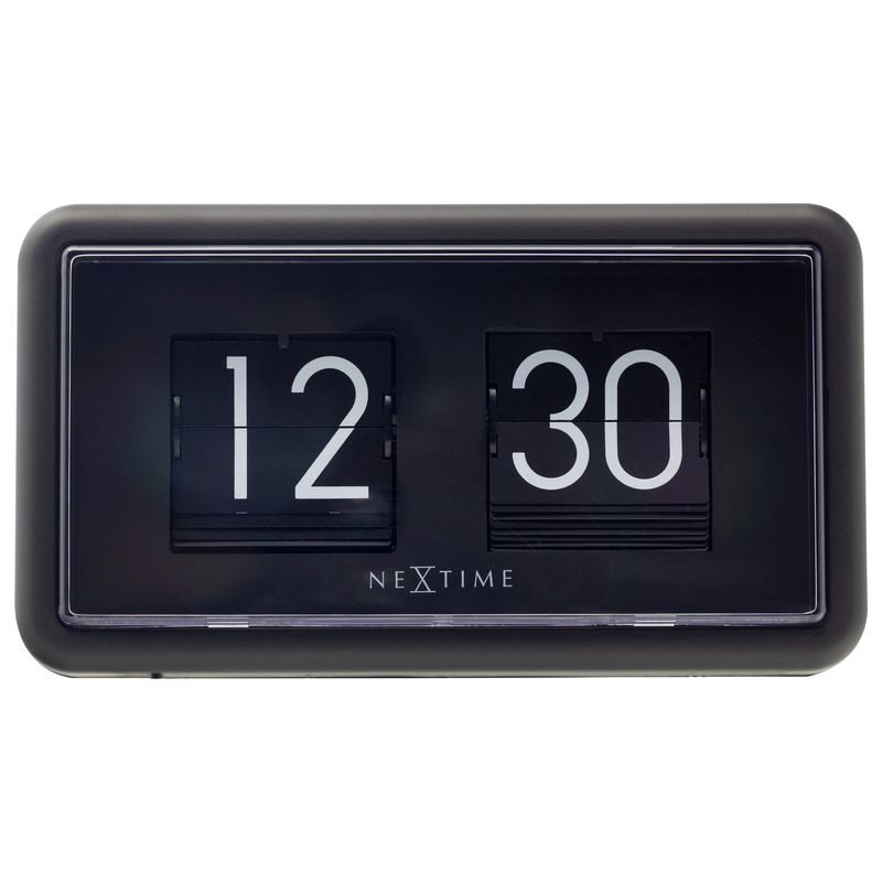 "Zegar 5228 ZW ""Flip Clock"""